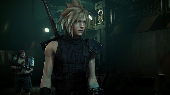 Final Fantasy VII 7 remake urgently recruiting staff for square enix