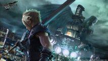 Final Fantasy 7 VII Remake 3 Years 2020