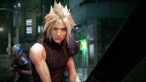 Final Fantasy 7 FF7 Remake Square Enix in-house development