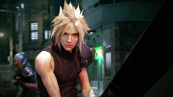 The Final Fantasy 7 Remake Has A Whole New Voice Cast Pcgamesn