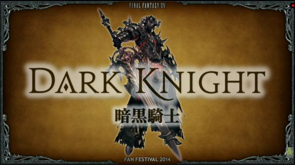 Final Fantasy XIV: A Realm Reborn Dark Knight