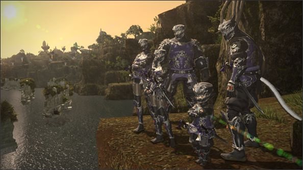 Square Enix previews new Rogue class and Ninja job for Final Fantasy XIV: A Realm Reborn