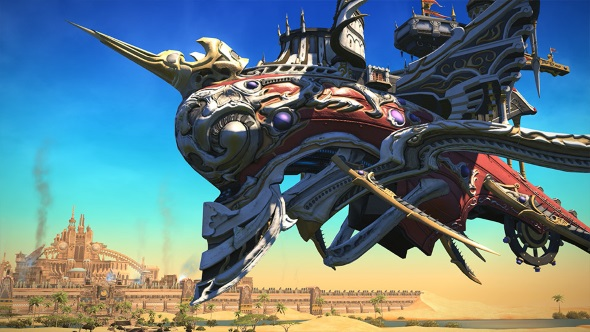 Final Fantasy XIV's patch 4.1 brings drama and a return to the world of Final Fantasy Tactics