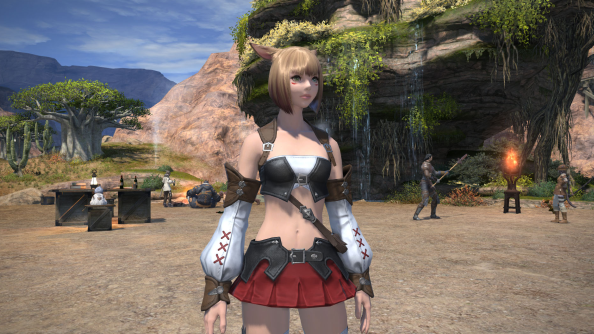 FFXIV ARR Screenshot 8 Final Fantasy XIV: A Realm Reborn final beta and early access announced