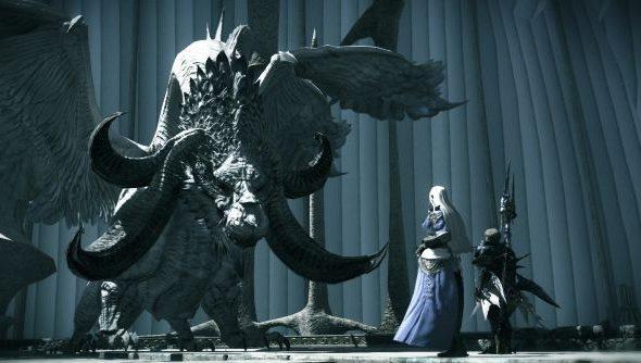 Hands-on with Final Fantasy XIV: Heavensward | PCGamesN