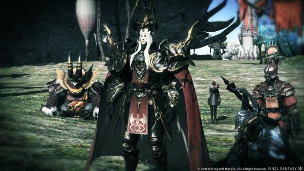FFXIV Heavensward Black Knight
