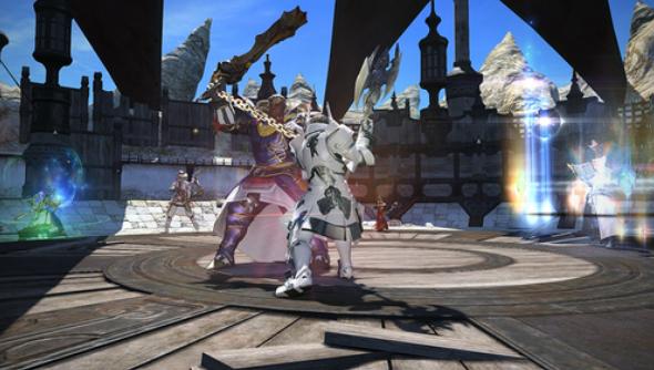 Final Fantasy XIV patch 2.1