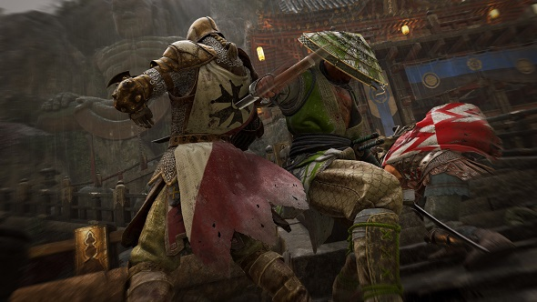 For Honor's neck-biting Viking is a Season Four highlight