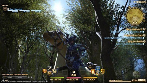 Final Fantasy Xiv A Realm Reborn Beta Phase 3 Continues This