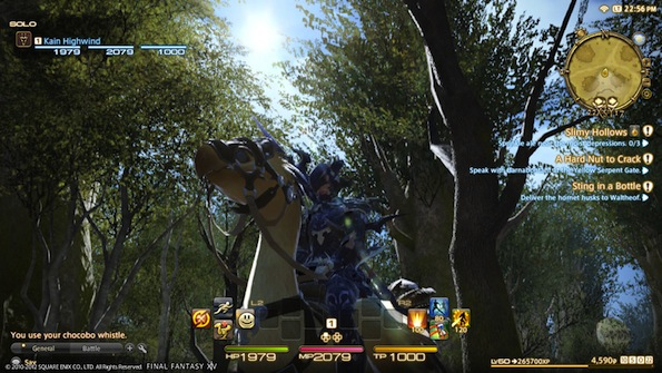 FINALFANTASY XIV ARR PS3 PUB SS 01E FINAL FANTASY XIV: A Realm Reborn Beta phase 3 continues this weekend, has chocobos