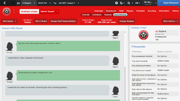 Football Manager 2014 trailer shows revamped email client