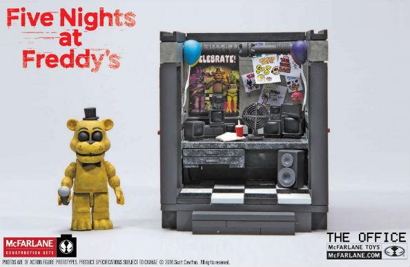 FNAF toys