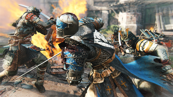 NVIDIA Showcase: four crucial keys to victory in For Honor