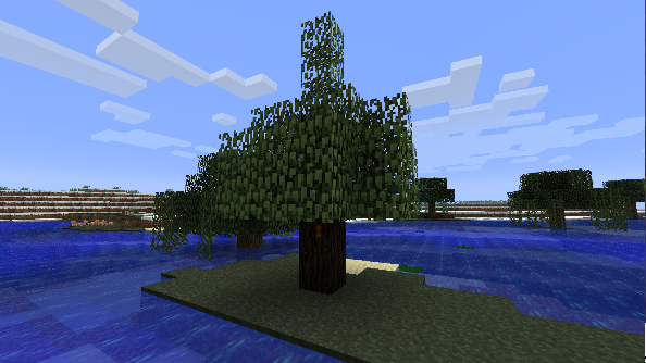 Minecraft Feed the Beast rubber trees