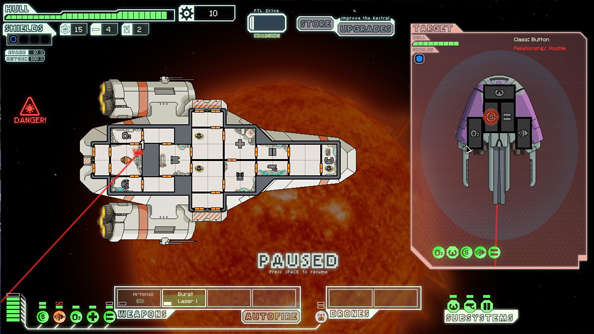 FTL is out now. It is good