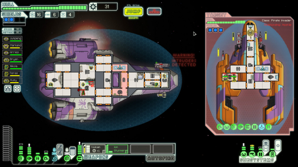 Best space game FTL