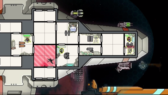 FTL: Advanced Edition introduced a new level of difficulty. Also mind control, which is neat.