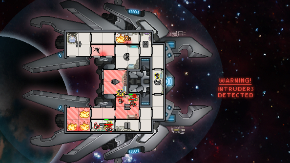 FTL: Advanced Edition transforms the spacefaring rogue-like into a mind control space circus
