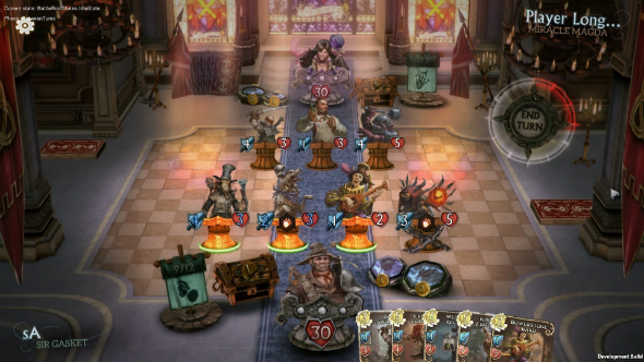 Win a beta key for competitive card game Fable Fortune! We