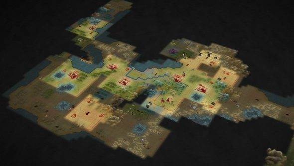 Stardock Fallen Enchantress map