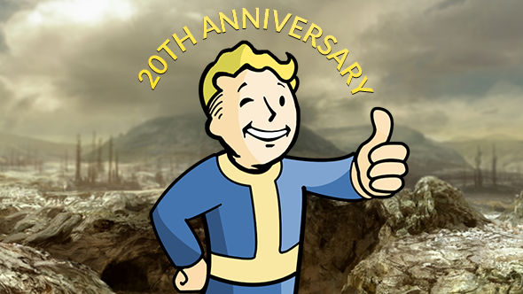 A vault full of features for Fallout's 20th anniversary