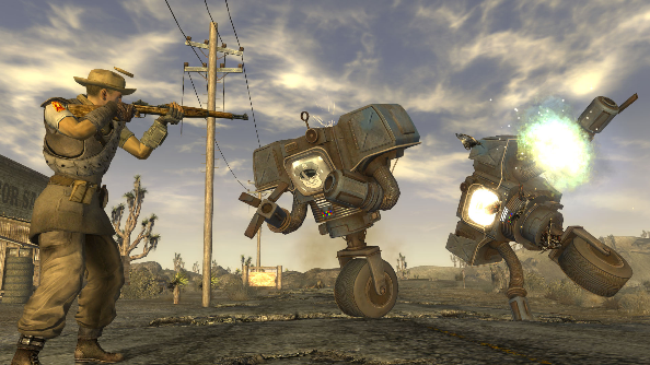 Fallout 3 and Fallout: New Vegas Console Commands and Cheats | PCGamesN