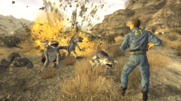 Fallout 3 and Fallout: New Vegas Console Commands and Cheats