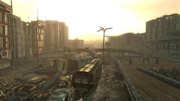 Nuke town