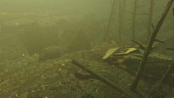Fallout 4 Church Glowing Sea