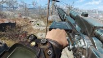 Fallout 4 Gauss Rifle