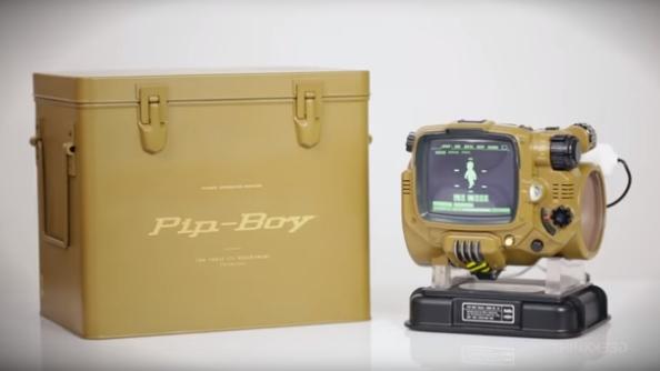 Fallout 4 Pip-Boy Deluxe