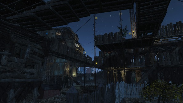 Best Fallout 4 settlements The Castle