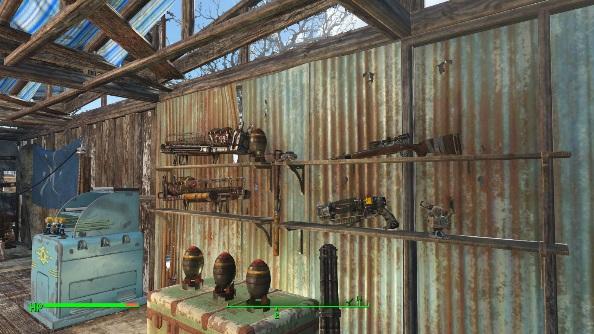 Best Fallout 4 settlements Mancave