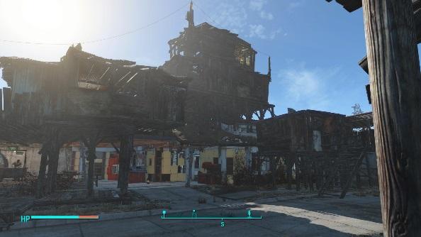Best Fallout 4 settlements Shanty Town