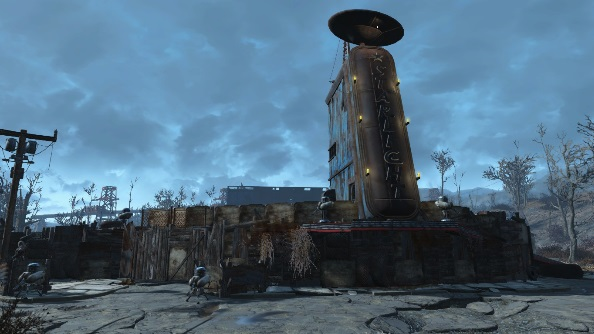 Best Fallout 4 settlements Starlight