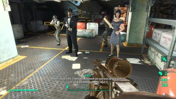 Fallout 4 Skinny Malone