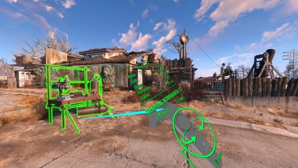 Fallout 4 VR workshop
