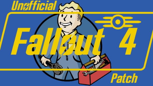 Fallout 4 mod Unofficial Fallout 4 Patch