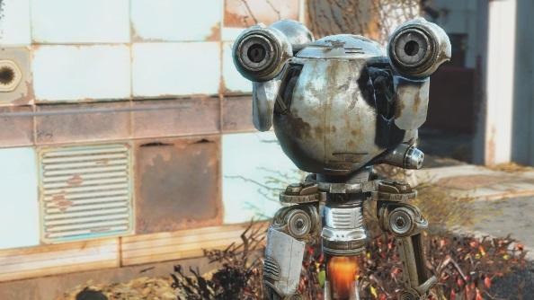 Fallout 4 companions guide codsworth