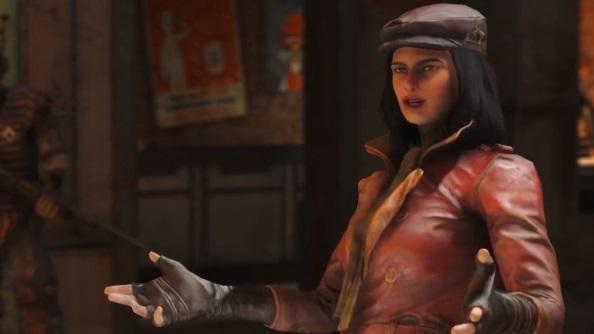 Fallout 4 companions guide piper