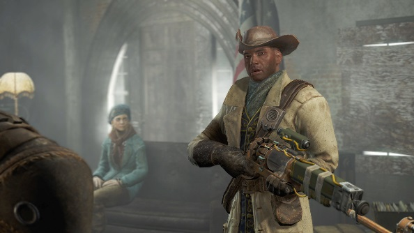 Fallout 4 companions guide preston
