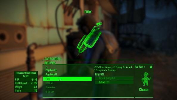 Fallout 4 Fury