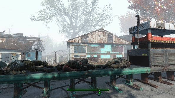 Fallout 4 mod Manufacturing Extended
