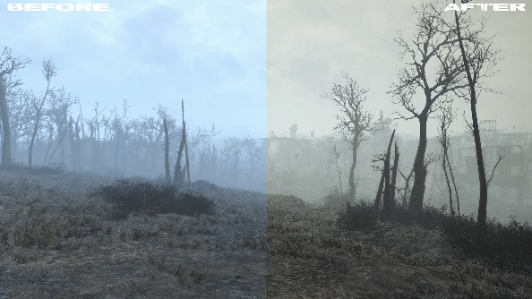 Fallout 4 mod decay