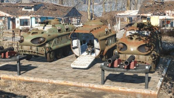 Fallout 4 mods Settlement Supplies