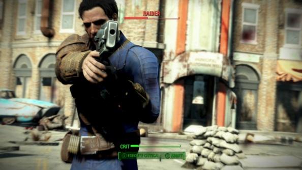 Fallout 4 survival damage mod