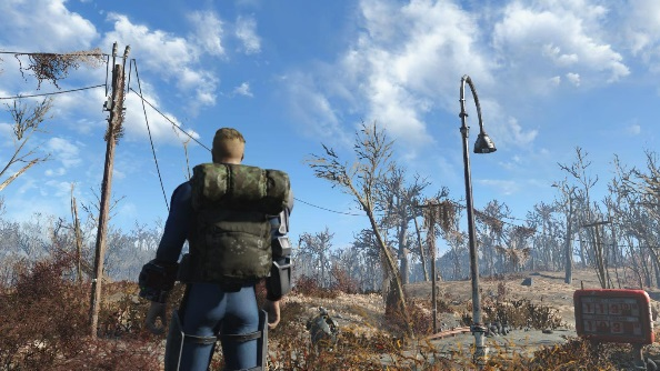 Fallout 4 mods backpacks