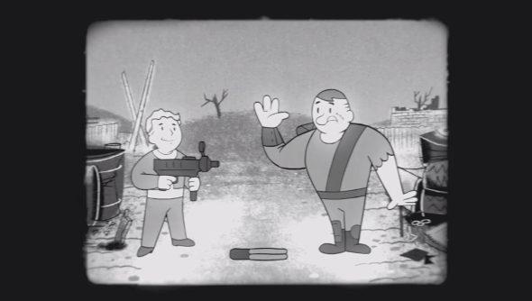 Fallout 4 perception trailer