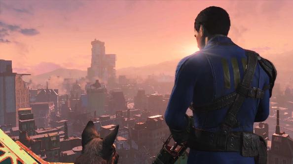 Fallout 4 graphics