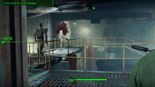 Fallout 4 sneak damage